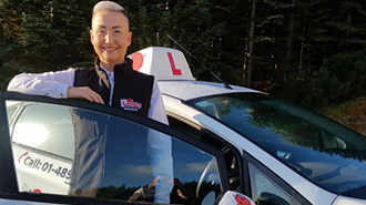 Contact Us Ladybird Driving School