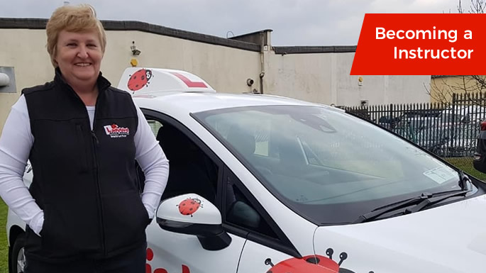 Angela's Story on Becoming a Driving Instructor