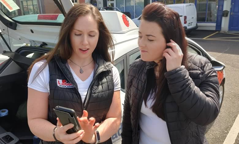Driving Instructors Donegal