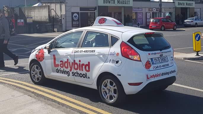 Driving Lessons Howth