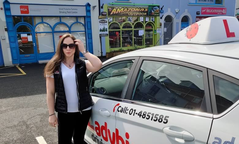 Driving Test Car Hire Letterkenny