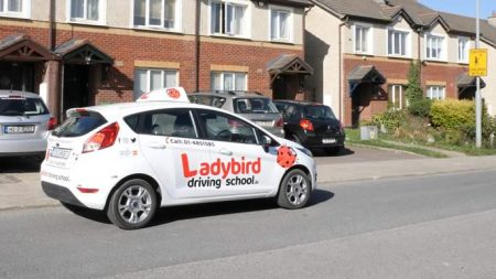 driving lessons mulhuddart