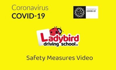 Staying Safe Driving Lessons COVID19 – How We Keep You Safe During Driving Lessons Dublin!