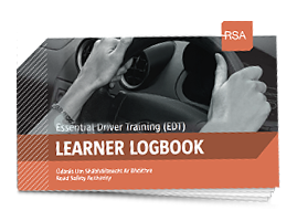 EDT Driving Lessons RSA Logbook