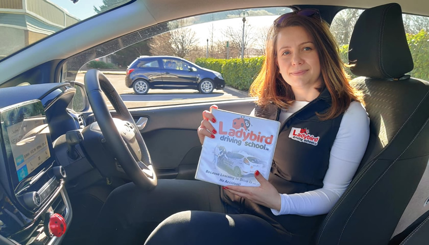 Female Driving Instructor Limerick