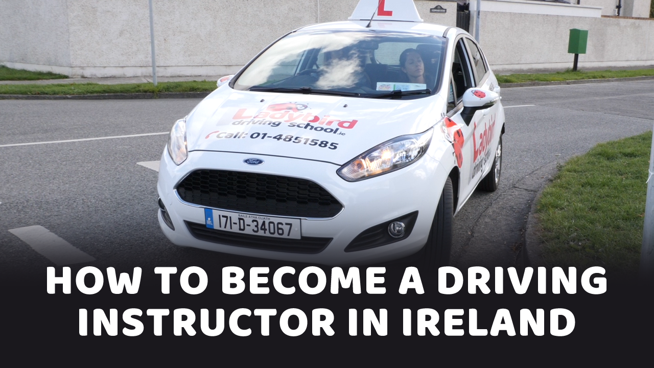 How to Become a Driving Instructor in Ireland Video