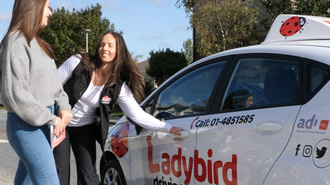 Why Choose Ladybird Driving School Dublin